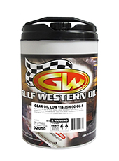 Gear Oil Low Vis 75w90